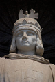 Federico II di Svevia, Statua Piazza Plebiscito.png
