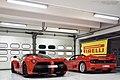 Ferrari LaFerrari & F50 (Hockenheimer).jpg