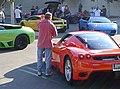 Ferrari enzo, lamborghini murcielago, lp640, gallardo superleggera (2991964695).jpg
