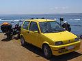 Fiat Cinquecento 1.1i Sporting 1997 (14414095554).jpg