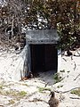 Figure 50- Underground Shelter (Property No. S956), Midway Atoll, Sand Island (April 15, 2015) (26071000176).jpg