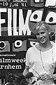 Filmweek Arnhem Filmactrice Bibi Andersson voor affiche Filmweek, Bestanddeelnr 912-5644.jpg