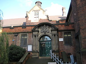 Hatton Gallery - The Fine Art Building of Newcastle University, home of the Hatton Gallery.