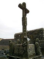calvaire de la chapelle Saint-Tugen