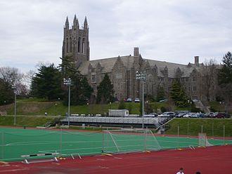 Saint Joseph's University - Image: Finnessey