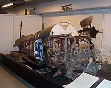 Finnish Aviation Museum Gloster Gamecock fuselage wreck 20090419.jpg