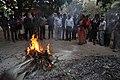 Fire Extinguisher Demonstration - NCSM - Kolkata 2018-01-04 7369.JPG