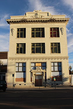 First National Bank Building Rock Springs Wyoming
