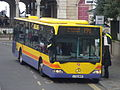 First Beeline 64015 on Route 191, Windsor Parish Church (13514283433).jpg