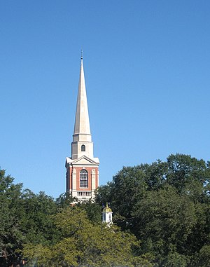 Presbyterian Church (USA) - First Presbyterian Church of Houston
