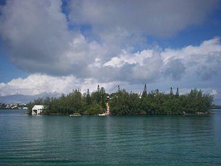 Five Star Island, Bermuda