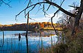 Fladmark Lake Fall Colors - Maplewood State Park (23916921728).jpg