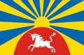 Flag of Agalatovskoe (Leningrad oblast).png
