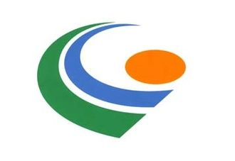 Gero, Gifu - Image: Flag of Gero Gifu