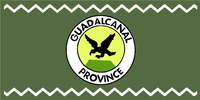 Flag of Guadalcanal Province