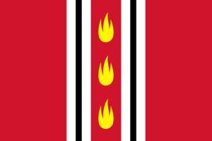 Kolpino, Saint Petersburg - Flag of Kolpino