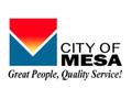 Flag of Mesa, Arizona (2005).png