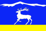 Flag of Tandinsky kozhuun.png
