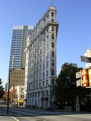 Flatiron Building (Atlanta) - Image: Flatiron Bldg Atlanta