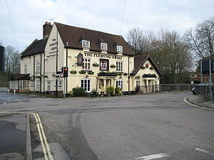 Thomas Fleming (judge) - The Fleming Arms pub in Swaythling
