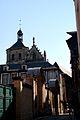 Flickr - Edhral - Rouen 034 maisons-des-24-et-26-rue-Saint-Patrice-devant-église-Saint-Patrice.jpg