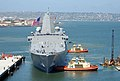 Flickr - Official U.S. Navy Imagery - PCU San Diego arrives for its commissioning..jpg