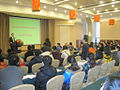 Flickr - The Israel Project - Saul Singer lecturing to students at Southeast University, Nanjing.jpg