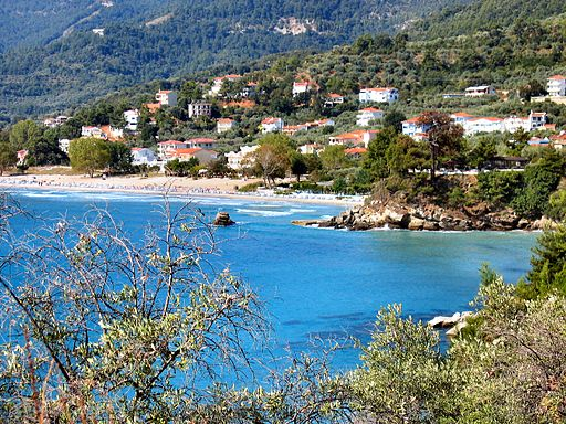 Flickr - ronsaunders47 - GOLDEN BEACH. THASSOS. GREECE.