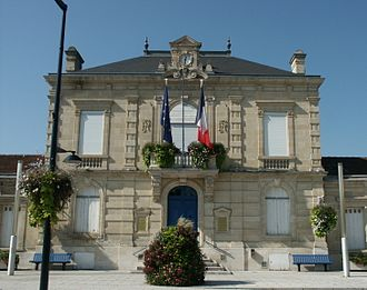 Floirac, Gironde - Town hall