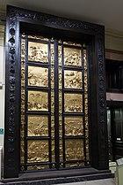 Copia della porta del Battistero di Firenze - Harris Museum.jpg