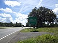 Florida State Line, Gadsden County, US27SB.JPG