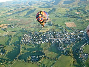Flying High over Biggar - geograph.org.uk - 116362.jpg