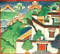 Folk Tales from Tibet - The Crow and the Frog in the gutter.jpg