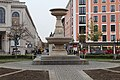 Fontaine place Gärtner Munich 1.jpg