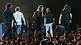 Foo Fighters - The O2 - Tuesday 19th September 2017 FooO2190917-57 (37363649626).jpg