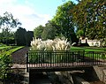 Footbridge, Stream Gardens - geograph.org.uk - 255345.jpg