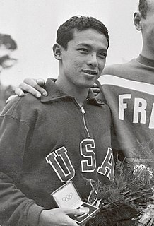 Ford Konno American swimmer, Olympic gold medalist, former world record-holder