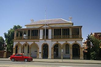 Wagga Wagga - Former CBC Bank