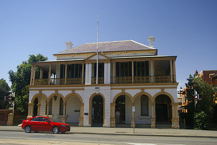 Former CBC Bank in Wagga Wagga, New South Wales Former CBC Bank Wagga.jpg