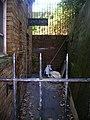Former Public Lavatory, Sackville Road - geograph.org.uk - 583897.jpg