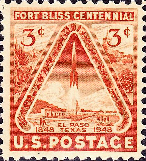 Fort Bliss 1948 Issue-3c