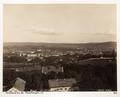 Fotografi över Oslo, taget från St. Hanshaugen - Hallwylska museet - 104134.tif