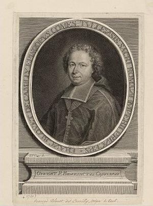 François Blouet de Camilly - François Blouet de Camilly Bishop of Toul and Archbishop of Tours, in a 1707 engraving by Jean-François Cars