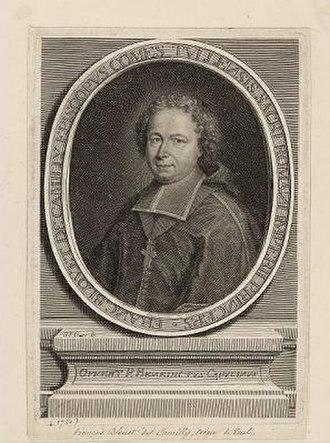 Jean-François Cars - François Blouet de Camilly Archbishop of Tours
