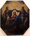 Francesco curradi, la trinità che incorona la vergine.JPG