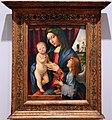 Francesco francia, madonna col bambino e angelo, 1495-1500 ca.jpg