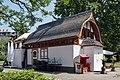 Frankfurt Am Main-Friedberger Anlage-Pissoir von Nordwesten-20110705.jpg