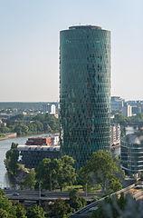 Frankfurt Westhafen Tower.Ost.20130618.jpg