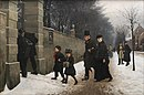 Frants Henningsen - A Funeral - Google Art Project.jpg