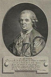 Resultado de imagen para Franz Antón Mesmer